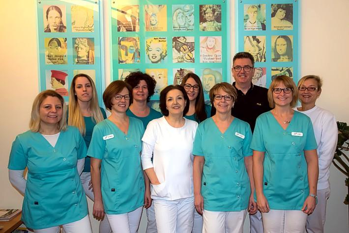 Team Praxisgemeinschaft in Bad Kreuznach