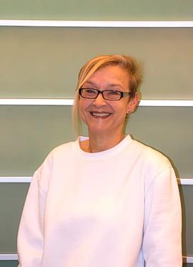 Verwaltungsteam Frau Sabine Adam