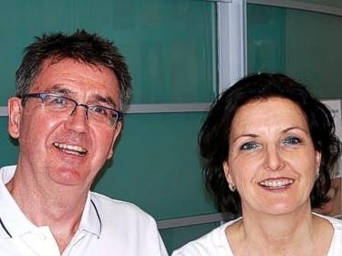 Dr. Elvira Binar & Joachim Lindrum